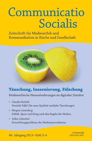 Cover der Doppelausgabe 3-4/2013