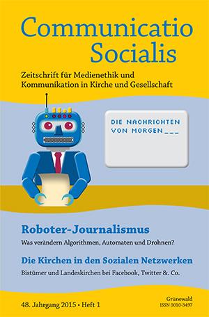 """Neue Ausgabe zum Thema: """"Roboter-Journalismus"""""""
