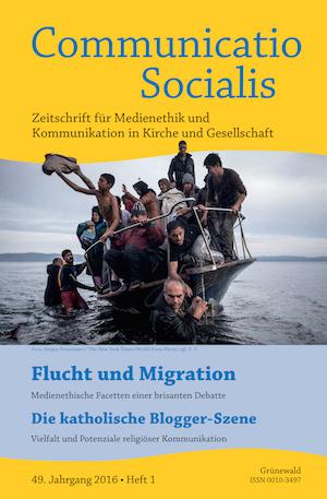 Flucht und Migration – neue Ausgabe von Communicatio Socialis (01/16) erschienen!