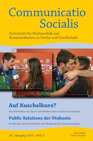 Neue Ausgabe von Communicatio Socialis (02/16) zum Thema Sport und Medien erschienen!
