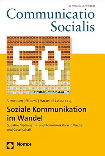 Sonderheft zum 50. Jahrgang erschienen: Soziale Kommunikation im Wandel