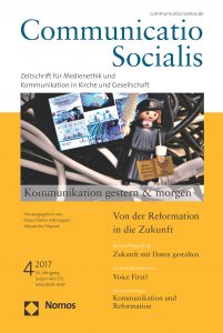 Cover Communicatio Socialis 04/2017