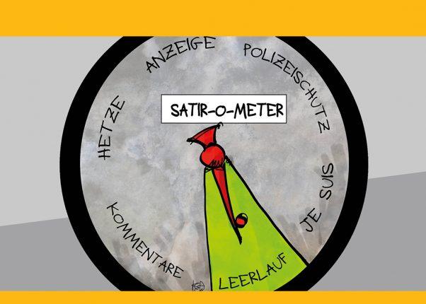 """""""Satire, Comedy, Komödie"""": Ausgabe 1/2021"""