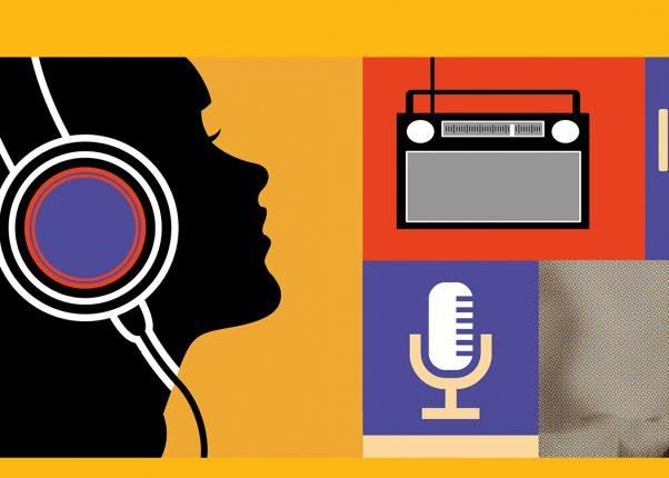 """Radio, Audio, Podcast"": Ausgabe 2/2021"